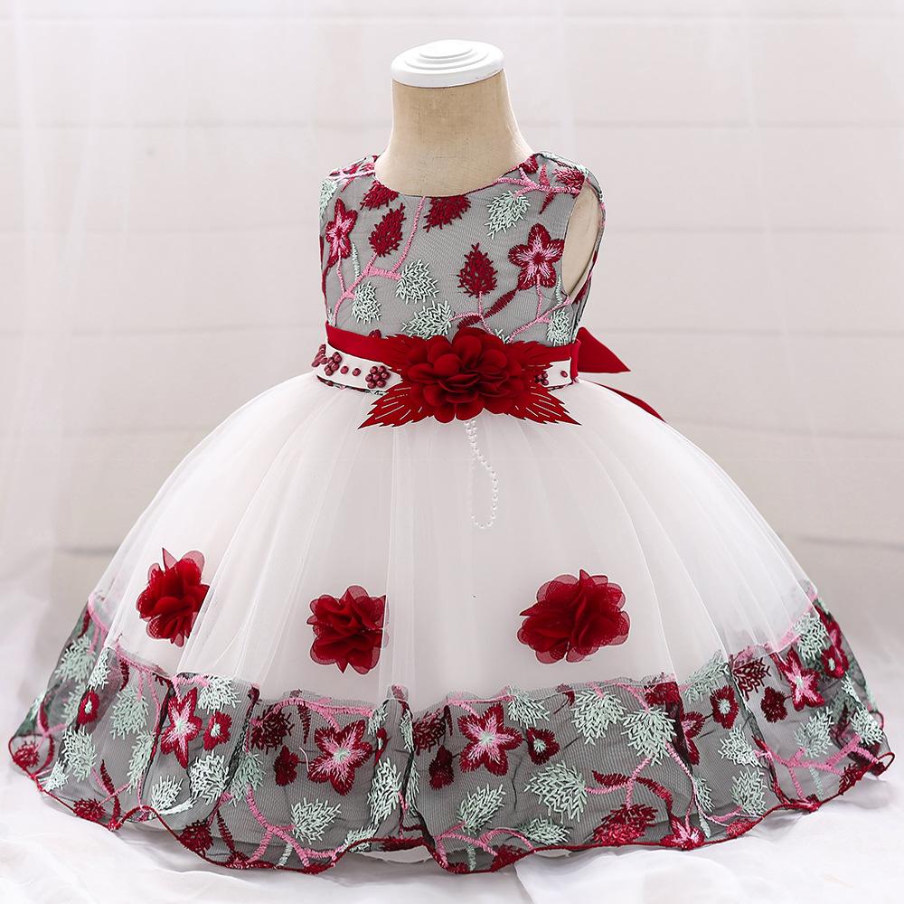 Đầm xinh cho công chúa bé nhỏ