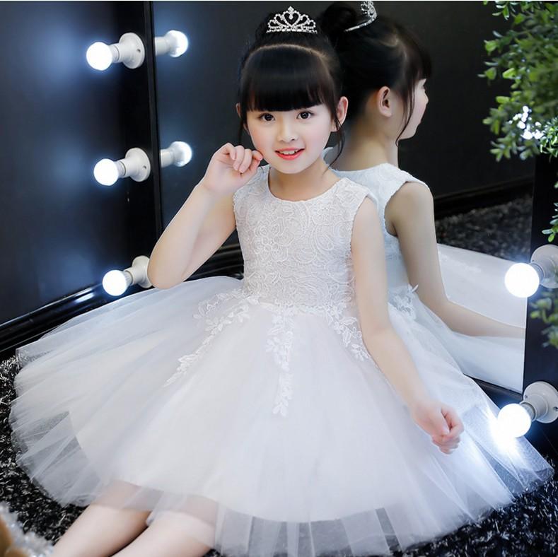 Đầm dự tiệc bé gái