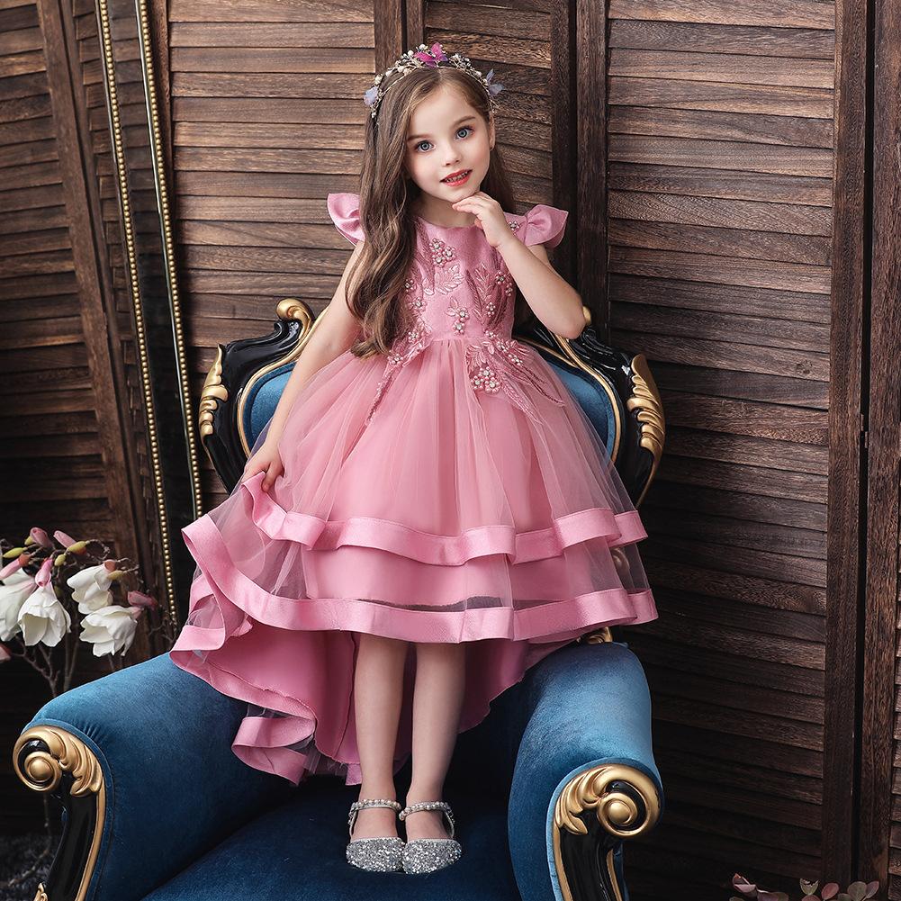 Đầm công chúa dự tiệc sang trọng cho bé