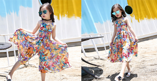 Đầm jumsuit cho bé